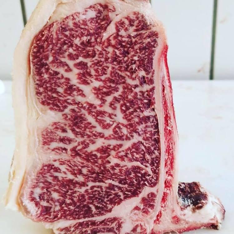 Wagyu Club Steak