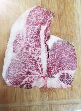 Porterhouse Steak Dry Aged