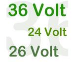Fietsaccu | voltage