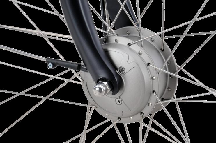 Accu's voor E-Motion e-bike aandrijfsysteem
