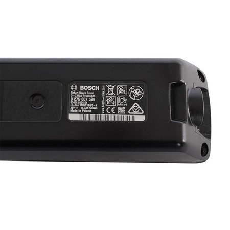 Bosch Accu 36V PowerPack 500 Active - Frame - 13,4Ah - 482Wh Platinum