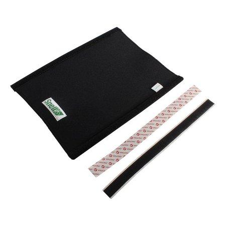 Snell accu - / batterij cover zwart voor bagagedrager accu
