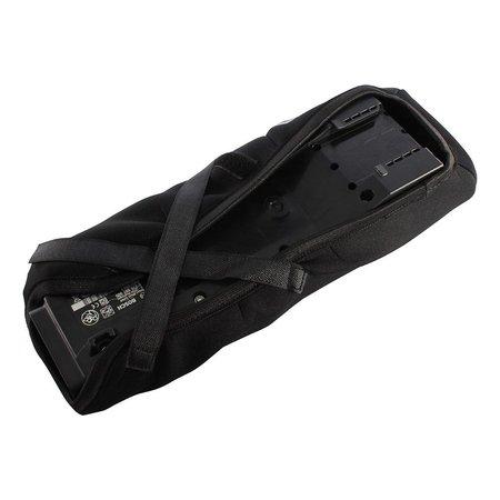 BikersOwn accu - / batterij cover voor bagagedrager accu Bosch Powerpack 300/400/500