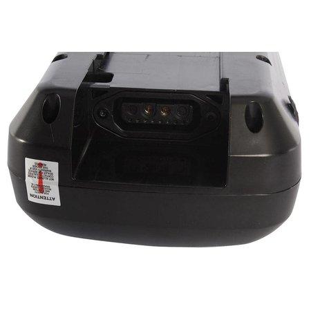 Bafang 43V accu 750Wh (17,3Ah) - Bagagedrager
