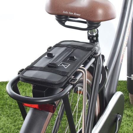 Willex Afneembare tasdrager - maakt dubbele tas makkelijk draagbaar en afneembaar