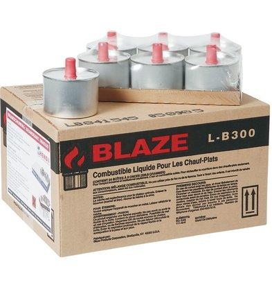 Hendi Brandpasta - blikje/lont 225 g - diethyleen glycol Liquid Blaze