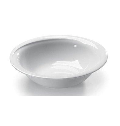 Hendi Schaal - 19 cm - Exclusiv - Wit - Porselein