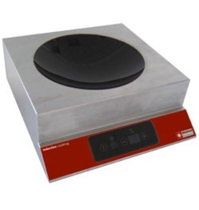 Diamond Inductie wok Prof - 39x43x(h)16 - 3500W/230V