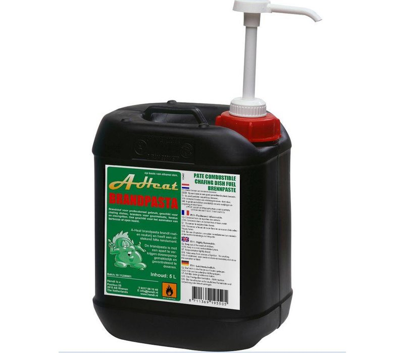 Hendi Dispenser 280 mm - voor can/emmer brandpasta