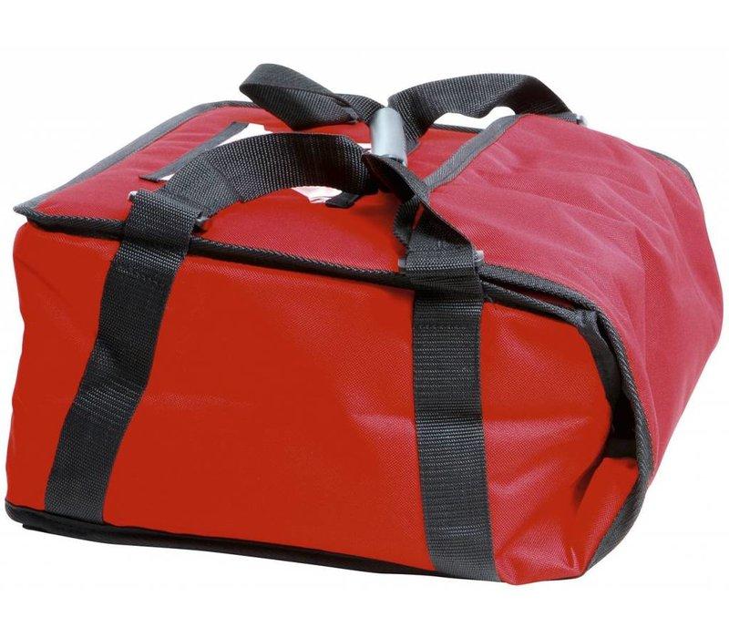 b6a3c5a9298 Hendi Pizza transport tas 350x350 mm - H 180 mm geschikt voor 4 dozen