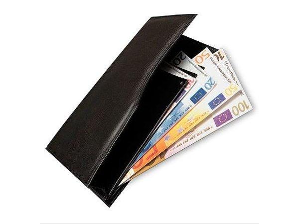 Aartefacto Horecabeurs Briefgeld Kunstleder | 6 Compartimenten | 105x180x15mm