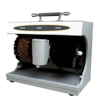 XXLselect Schoenpoetsmachine | Dispenser met Voetbediening | 40Watt