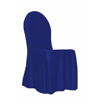 Unicover Banquet Chair Cover | One Size | Dark blue