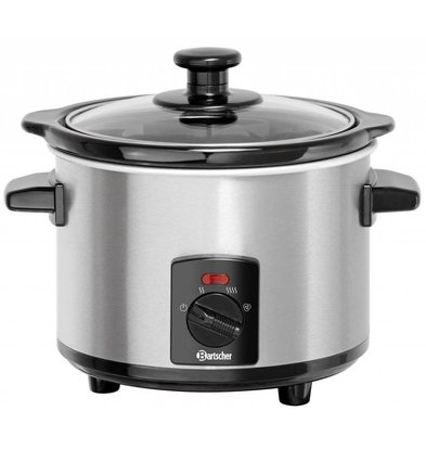 Bartscher Slow Cooker 1,25 liter Mini