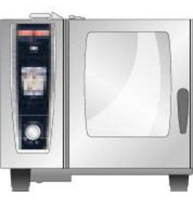Rational Option: Left Revolving Door | for Rational Combi ovens type 61, 101, 62, 102 and XS 6 2/3