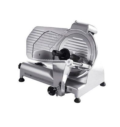 Hendi Meat Slicer Aluminium PRO | 230 | 320W | Ø 250 mm | 380x490x (H) 380mm | WATCH VIDEO