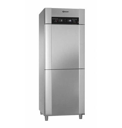 Gram Freezer Stainless Steel   G U / KP 82 CCF L2 4S   286L   820x785x2125 (h) mm