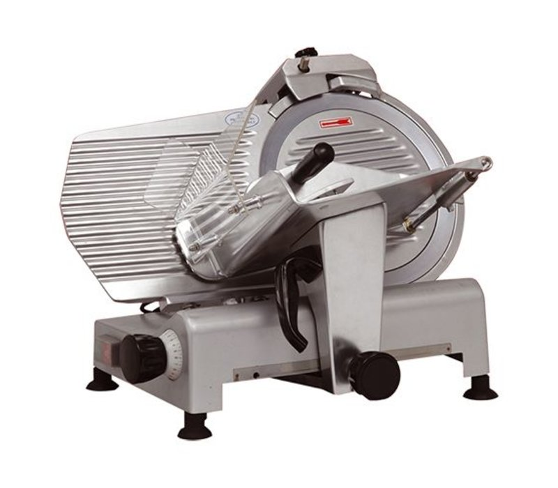 Caterchef Vleessnijmachine | 230V | 250W | Ø300mm | 450x280x(H)320mm