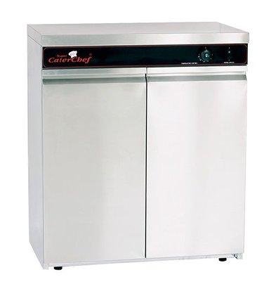 Caterchef Plate warmer - 120 Signs - 1250W - 75x45x (H) 85