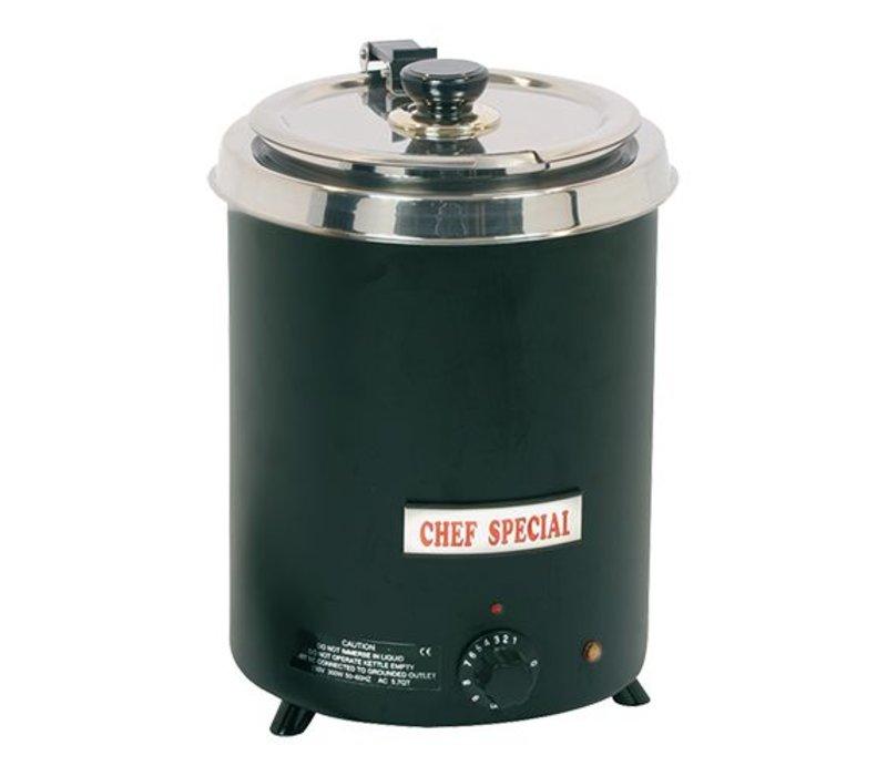 Caterchef Foodwarmer 5,7 Liter Zwart