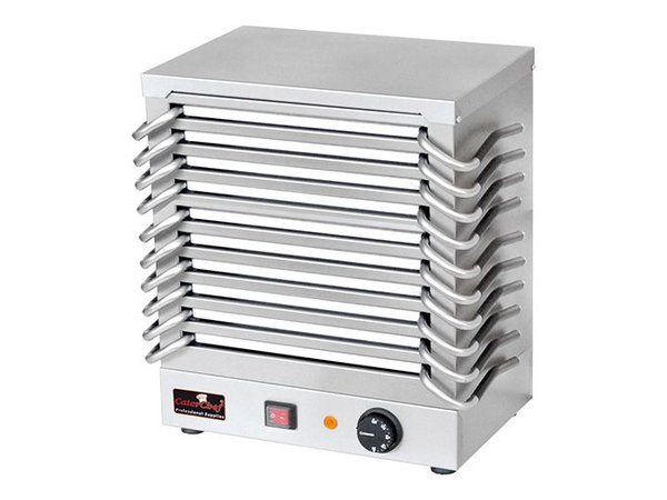 Caterchef Rechaud Platen - 10 Platen - 1200W - 370x245x(H)440mm