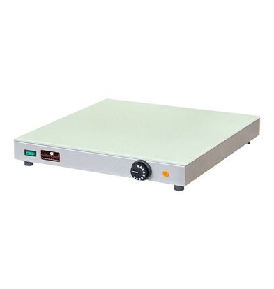 Caterchef Electric Hot Plate - Tempered Glass - 50x50x (h) 7cm