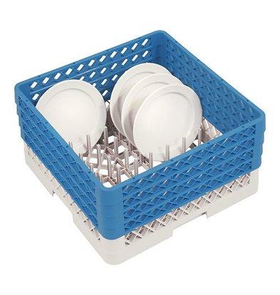 CaterRacks Plates Basket 50x50x26 (h) + 4x design edge
