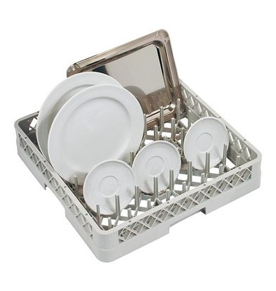 CaterRacks Plates Basket 50x50x10 (h)