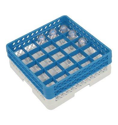 CaterRacks Beakers basket - 25 boxes - (h) 18 cm - 9 cm diameter