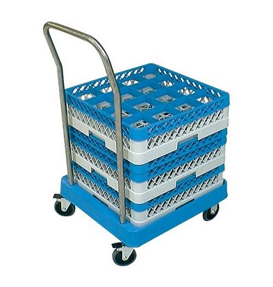 CaterRacks Carts Dishwashing baskets - with Handle - 850x520x (h) 520mm