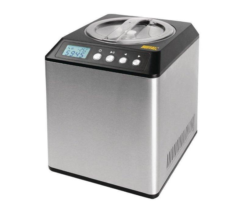 Buffalo IJsmachine RVS | 2 Liter/uur | 1800W/230V | 272x315x362(h)mm