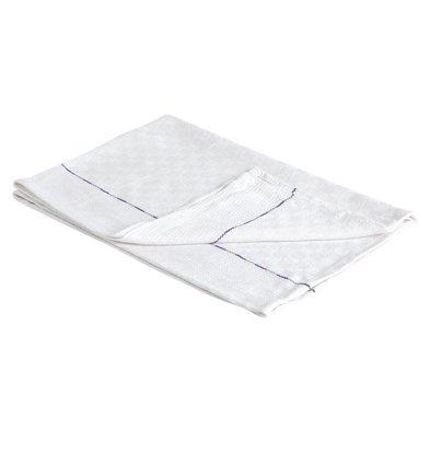 Vogue Dien Cloth White - 100% Cotton - Price per piece