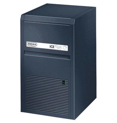 Brema IJsblokjesmachine 21kg/24u | Bunker 4kg | Brema CB 184 ABS