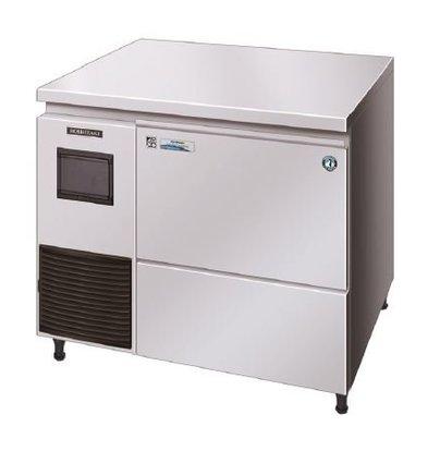 Hoshizaki Schilferijsmachine 125kg/24u | Hoshizaki FM-120KE-50-HC (-N) | Luchtgekoeld | Opslag 65kg
