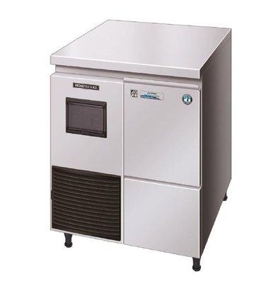 Hoshizaki Schilferijsmachine 125kg/24u | Hoshizaki FM-120KE-HC(N) | Luchtgekoeld | Opslag 26kg