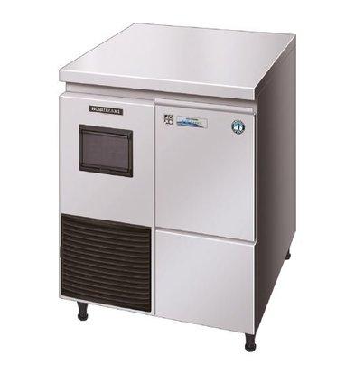 Hoshizaki Schilferijsmachine 85kg/24u | Hoshizaki FM-80KE-HC/HCN | Luchtgekoeld | Opslag 26kg