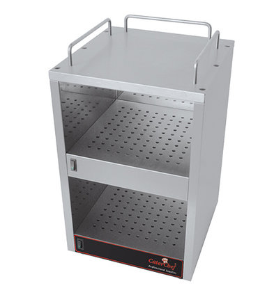 Caterchef CaterChef Cup warmer Stainless Steel   2x 70W   320x320x (H) 560mm