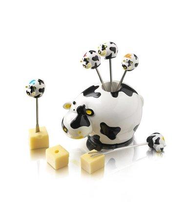Boska Party Picks Set COW | 100x95x110 mm