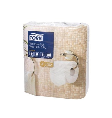 Tork Toiletrollen 3-laags SUPERZACHT | Tork | 40 rollen