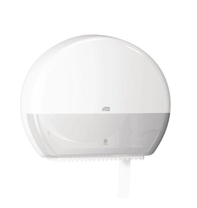 Tork Toiletroldispenser White | Tork Jumbo | 437x133x360 (h) mm