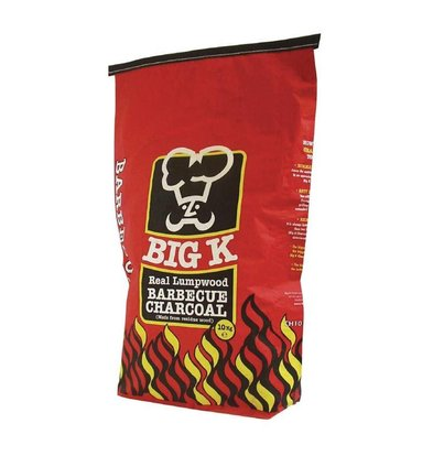 BIG K Charcoal Big K | 10Kg bag