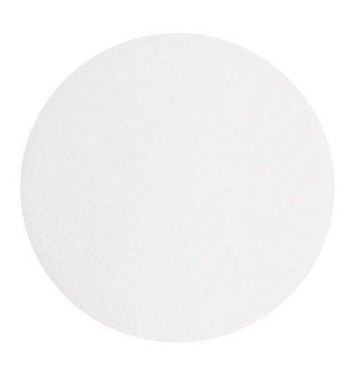XXLselect Plastic Schijven | Hamburgers Scheiden | Ø100mm | 5000 stuks