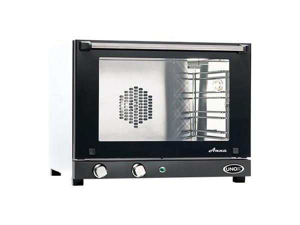 Unox Heteluchtoven - 600x580x(h)470mm - ANNA-UNOX 20 - 4 x 460x330mm