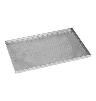 Unox Griddle | Aluminium | Perforated | 600x400mm