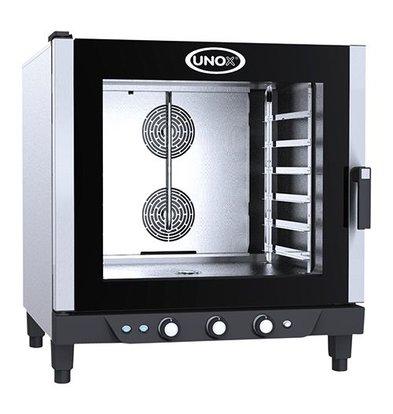 Unox Oven met Stoomfunctie - 860x900x(h)960mm - 400V - XB693 BakerLux Manual - 6 x 600x400mm