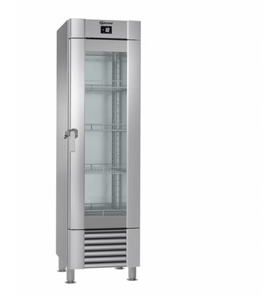 Gram Catering Freezer Stainless Steel | Gram MARINE MIDI FG 60 CCH 4M | 407L | 635x770x2115 (h) mm
