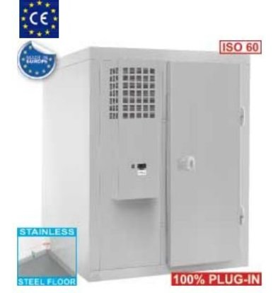 Diamond Cooling Stainless Steel | 3742 liters | 850W | 1660x1360x2070 (h) mm