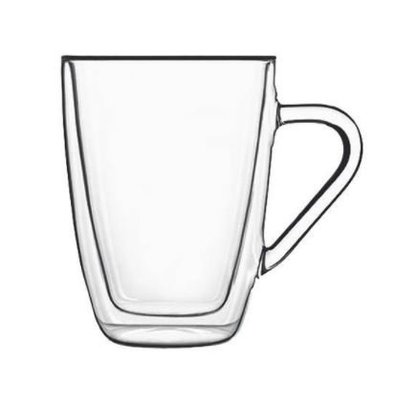 XXLselect Thermisch Glas | 320ml | Ø85x113(h)mm | Per 6 Stuks