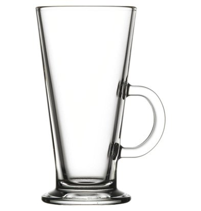 XXLselect Latte Glas | 360 mm | Ø84x162(h)mm | Per 24 Stuks