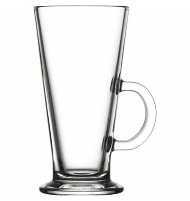 XXLselect Latte Glas | 260 ml | Ø78x146(h)mm | Per 24 Stuks
